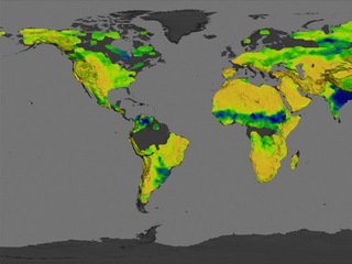 NASA'S SMAP Mission Kickstarts Global Soil Moisture Analyzing Operations