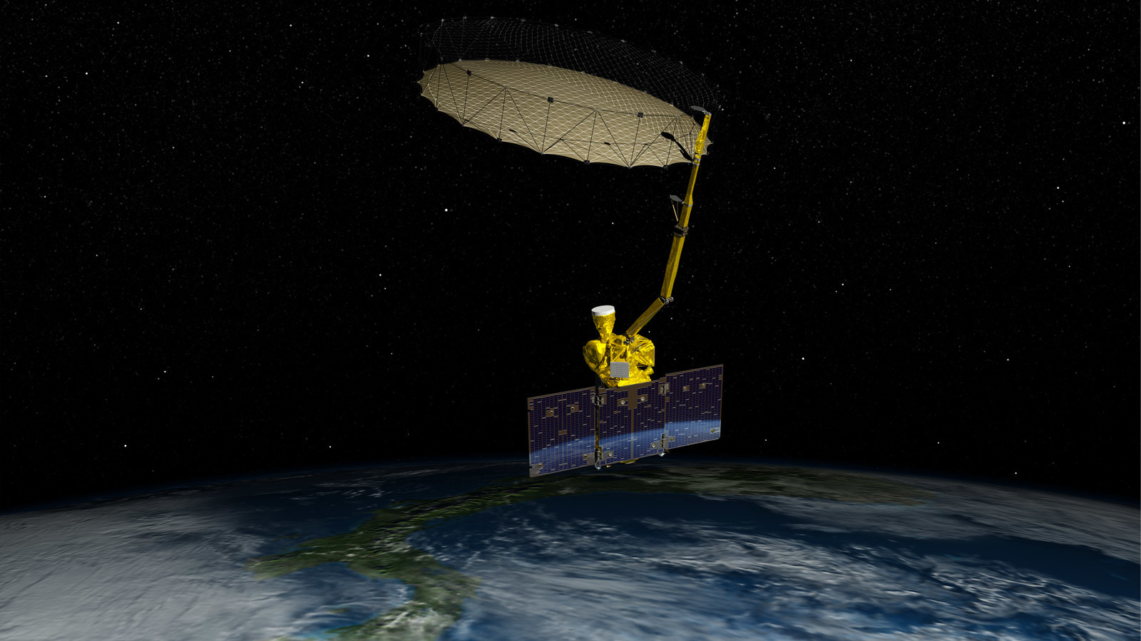 NASA Soil Moisture Radar Ends Operations, Mission Science ...