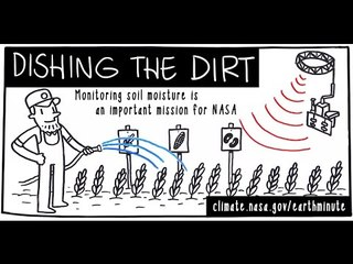 nasas earth minute dishing the dirt video